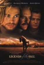 İhtiras Rüzgarları (1994) afişi