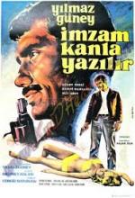 İmzam Kanla Yazılır (1970) afişi