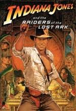 Indiana Jones Kutsal Hazine Avcıları (1981) afişi