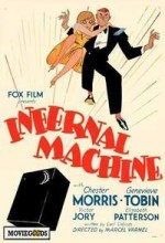 Infernal Machine (1933) afişi