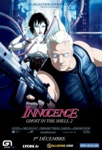 Innocence: Ghost in The Shell 2 (2004) afişi