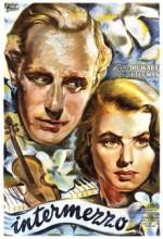Intermezzo (1939) afişi