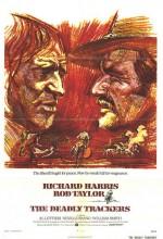 intikam Yolları (1973) afişi