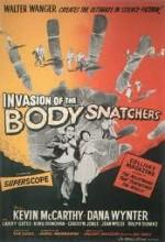 Beden Kemiricilerin İstilası (1956) afişi