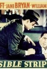 Invisible Stripes (1939) afişi
