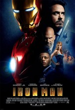 Iron Man (2008) afişi