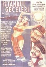 İstanbul Geceleri (1950) afişi