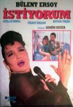 İstiyorum (1989) afişi