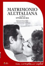İtalyan Usulü Evlilik (1964) afişi