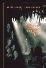 İyiler ve Kötülerin Bahçesinde Geceyarısı (1997) afişi