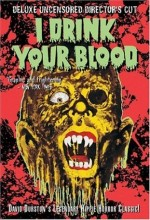 I Drink Your Blood (1970) afişi