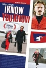I Know You Know (2008) afişi