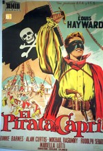 ı Pirati Di Capri (1949) afişi
