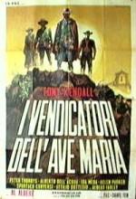 I Vendicatori Dell'ave Maria (1970) afişi