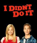 I Didn't Do It (2014) afişi