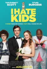 I Hate Kids (2019) afişi