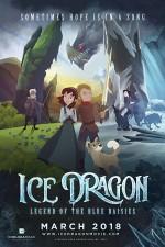 Ice Dragon: Legend of the Blue Daisies (2018) afişi