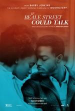 If Beale Street Could Talk (2018) afişi