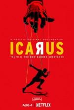 İkarus (2017) afişi