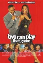 İki Kişilik Oyun (2001) afişi