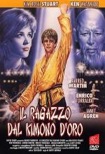 Il Ragazzo Dal Kimono D'oro (1987) afişi