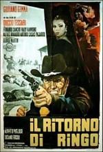 Il Ritorno Di Ringo (1965) afişi