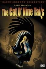 Il Gatto A Nove Code (1971) afişi