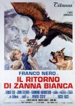 Il ritorno di Zanna Bianca (1974) afişi