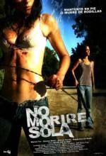 I'll Never Die Alone (2008) afişi