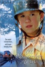 I'll Remember April (1999) afişi