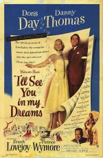 I'll See You In My Dreams (1951) afişi