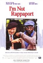 I'm Not Rappaport (1996) afişi