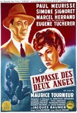 Impasse Des Deux-anges (1948) afişi