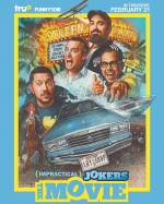 Impractical Jokers Movie (2020) afişi