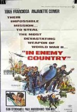 ın Enemy Country (1968) afişi