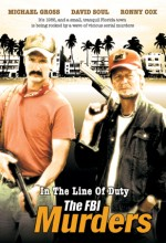 ın The Line Of Duty: The F.b.ı. Murders (1988) afişi