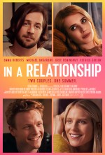 In a Relationship (2018) afişi