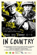 In Country (2014) afişi