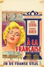 In the French Style (1963) afişi