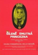 İnanılmaz Hüzünlü Prenses (1968) afişi