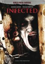 Infected (2012) afişi