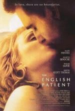 İngiliz Hasta (1996) afişi