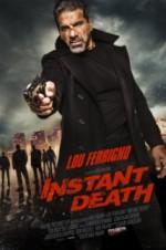 Instant Death (2016) afişi