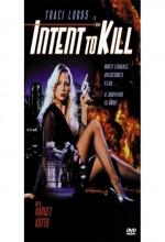 Intent To Kill (1992) afişi