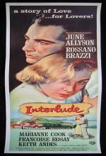 ınterlude (ı) (1957) afişi