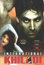 International Khiladi (1999) afişi