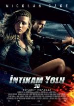 İntikam Yolu 3D (2011) afişi