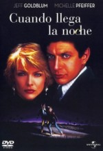 into The Night (1985) afişi