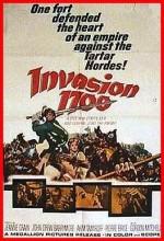 ınvasion 1700 (1965) afişi