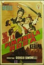 ıo Sono La Primula Rossa (1955) afişi